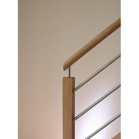 détail départ escalier